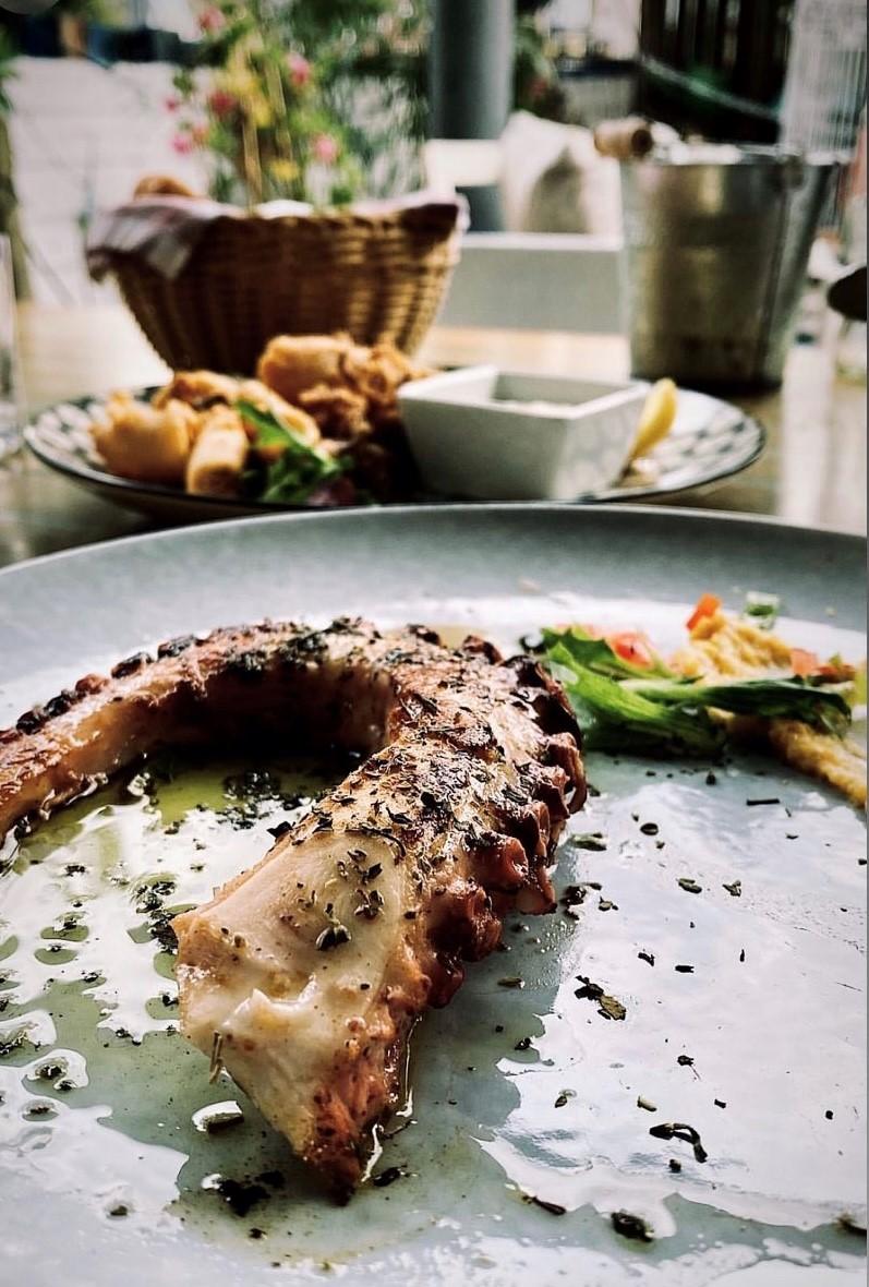 Unsere griechische Küche